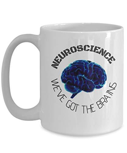 Neuroscience Mug Gifts - Funny Coffee Tea Mugs Gift for Major, Graduate  Student, Professor, Neuro Nurse, Doctor, PhD