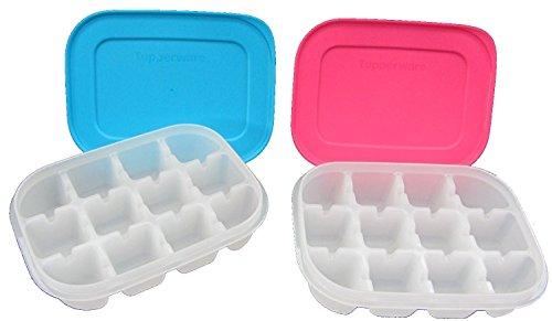 Tupperware 2 x Eiswürfler für je 12 Eiswürfel (Tupperware 12 Stück)
