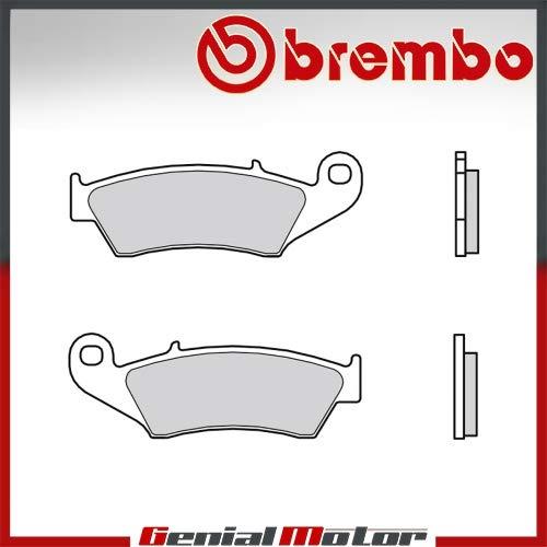 Pastiglie Brembo Freno Anteriori 07KA17.05 per XR R 600 1993 > 1995