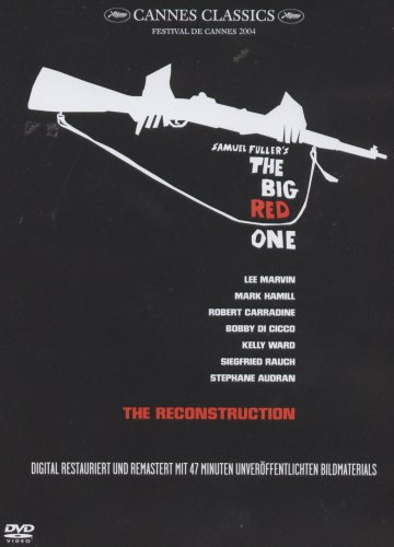 The Big Red One. THE RECONSTRUCTION (Single-DVD)