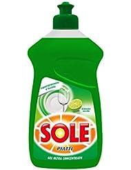 Sole Supersgrassante per Piatti al Limone - 500 ml