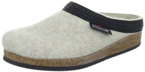 Stegmann 108 Unisex-Erwachsene Pantoffeln Beige (8805 natur)