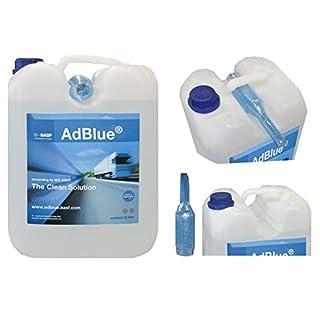 BASF AdBlue 10Liter Kraftreiniger Behandlung der Harnstoff-Behandlung Nach Der Gas Steckdose