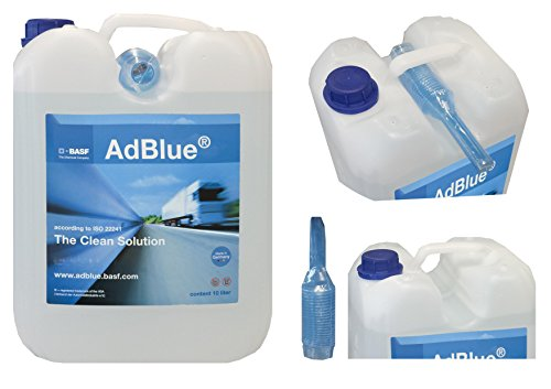 BASF AdBlue 10Liter Kraftreiniger Behandlung der Harnstoff-Behandlung Nach Der Gas Steckdose -