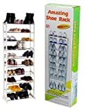 #9: Amazing Shoe Rack Portable With 10 Layer Holds Approx 30 Pairs Shoes