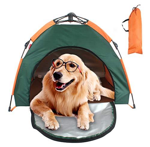 KNXYDR Haustier-Zelt mit Tragetasche, tragbaren Falten wasserdichte