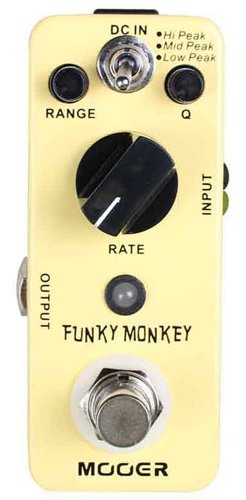 Mooer Monkey Digital Wah Pedal
