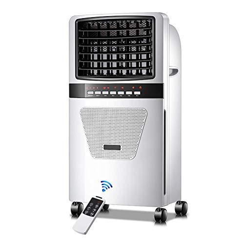 Klimaanlage lüfterkühlventilator/Einzel kalttyp kalt/Ventilator Kühlschrank/kleine Klimaanlage Internats Wasser gekühlt luftfan Home,Black