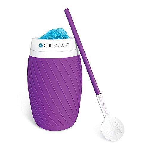 Purple-Chill-Factor-Ice-Twist-Slushy-Maker-Purple