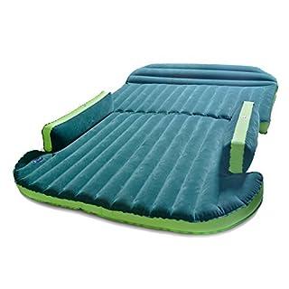Auto Geschenke! Zoiibuy Auto SUV Luftmatratze Doppelbett Bewegliche Dickere Luftbett Auto Matratze für den Außenbereich Traveling. Kostenlose mit Pumpe