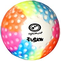 Optimum Fusion Hockey Balls - Multidimple, One Size