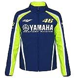 Valentino Rossi VR46 Moto GP M1 Yamaha Racing Soft Shell Veste Officiel 2018