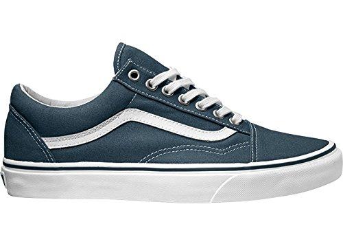 Vans Herren Ua Old Skool Sneakers (canvas) Dark Slate/true White