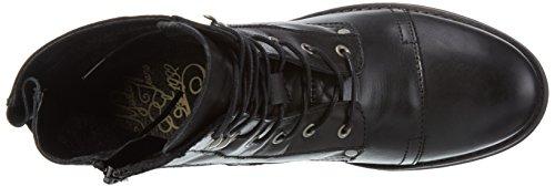 Mustang 2853-509, Bottes Classiques Femme Noir (9 schwarz)