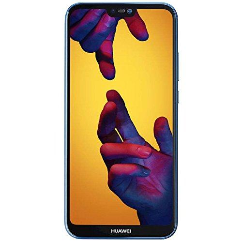 Smartphone Huawei P20 Lite da 64 GB, Tim Brand, Azul escuro [Itália]