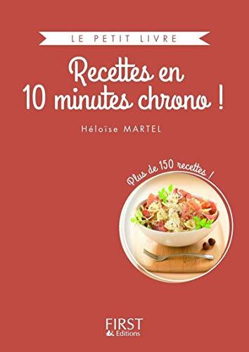 Le Petit Livre collector - Recettes en 10 minutes chrono