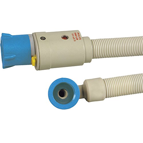 Bauknecht 481953028925 Waschmaschinenzubehör / Wasserschläuche / Aquastopschlauch / beige