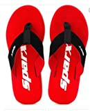 Sparx Men's Red Flip-Flops and House Slippers - 8 UK/India (42 EU)(SFG-515)