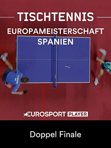 Tischtennis: Europameisterschaft in Alicante (ESP) - Doppel Finale