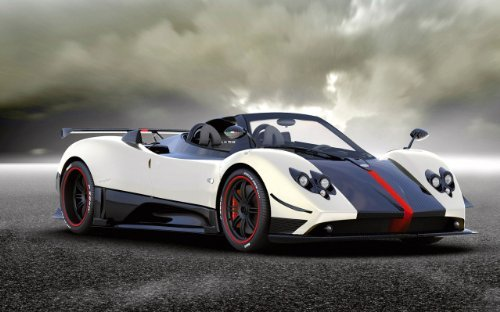 pagani-zonda-cinque-roadster-2-11x17-photo-banner-poster-by-prints-for-me