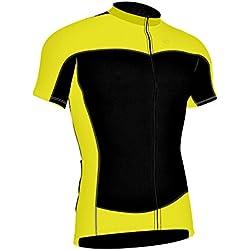 Deportes Hera Maillot Ciclismo Mangas Cortas, Camiseta de Ciclistas, Ropa Ciclismo