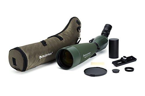 Celestron 52304-DS M2 65ED Regal Spotting Scope - Green