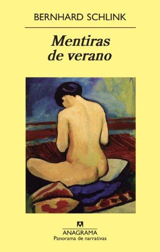 Mentiras de verano (Panorama de narrativas nº 805) por Bernhard Schlink