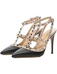 Sandalias 11 Cm Para Mujer 8 Zapatos es De 43 Amazon Vestir tEX1qxF