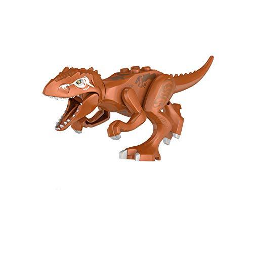 (Beikoard Lernspielzeug Pädagogisches Simuliertes Dinosaurier Modell scherzt Kinderspielzeug Tyrannosaurus Geschenk Kind Geburtstag Geschenk (D))