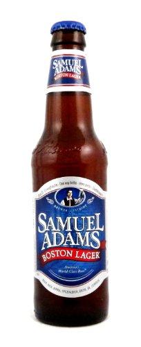 12 x Samuel Adams Boston Lager 0,3l