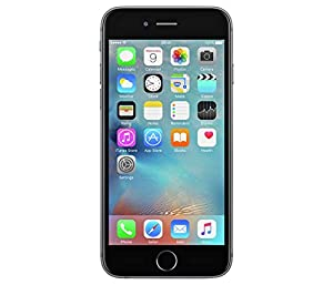 Apple iPhone 6s (4.7 inch Multi-Touch) 32GB WLAN WWAN Bluetooth Camera Fingerprint-Sensor iOS9 (Space Grey)