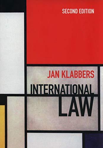 International Law 2nd Edition (Klabbers Internationales Jan Recht)