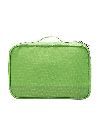 GXS Kulturbeutel/Armband-Tasche/Travel Organizer ( Grün/Blau/Dunkelrosa , 4L L) tragbar/Kompakt/MultifunktionsCamping & Green