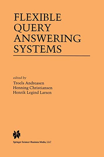 Flexible Query Answering Systems Internet Answering Systeme