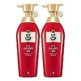 Ryoe Korean Herbal Anti Hairloss Damaged Hair Shampoo 400ml X2 by Amore Pacific