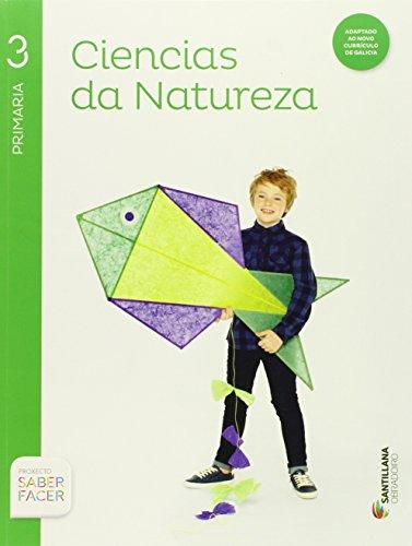 Ciencias da natureza 3 primaria saber facer