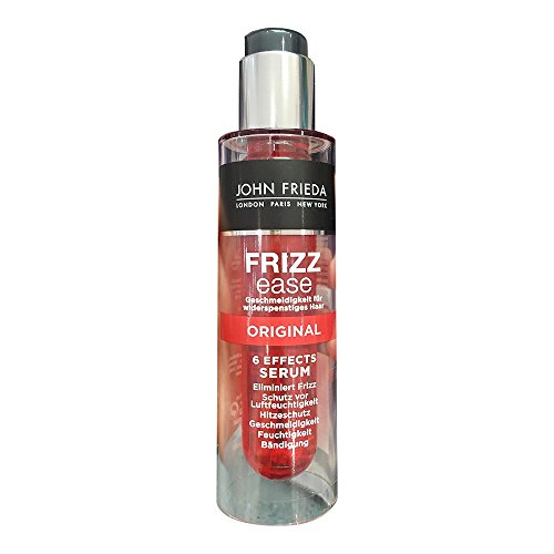 John Frieda Frizz Ease Original 6 Effects Serum 50 ml Serum zur Bändigung von widerspenstigem Haar - Serum Frieda Haar-john