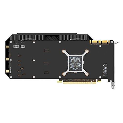 Bild 3: Palit NE5X98TH15JBJ Super Jetstream GTX980TI NVIDIA Grafikkarte (PCI-e 6GB GDDR5 DVI, HDMI, Display Port)