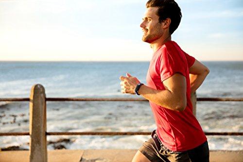 TomTom Touch Activitytracker (Körperzusammensetzung, Herzfrequenz am Handgelenk, Schrittzähler, Sportmodus, Touchscreen) -
