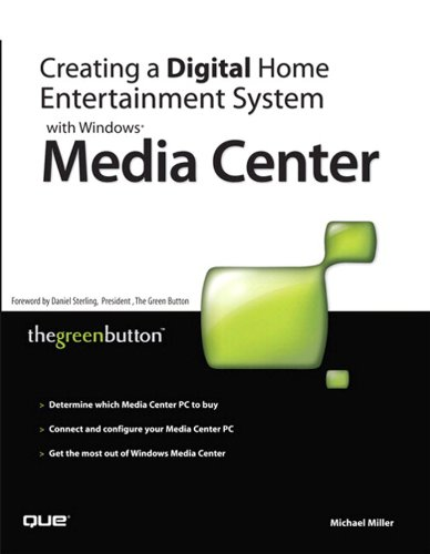 Creating a Digital Home Entertainment System with Windows Media Center (English Edition) - Digital-entertainment-center