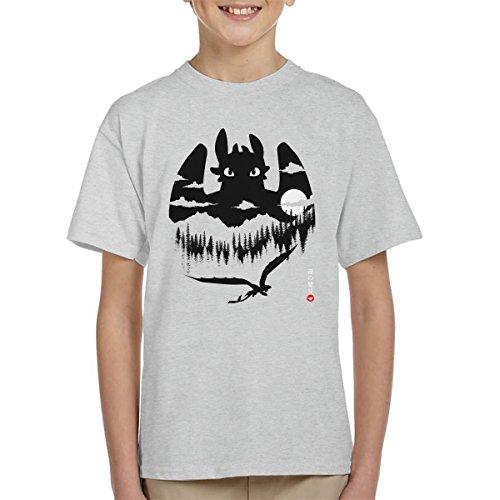 how-to-train-dragon-night-fury-flying-kids-t-shirt
