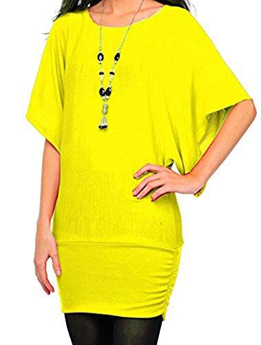 Divadames - Magliette - Maniche corte  -  donna Yellow