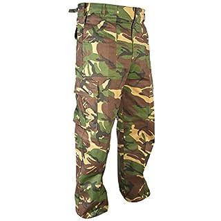 Kombat UK Men's Combat Trousers, Multicoloured (Dpm Camo), 30