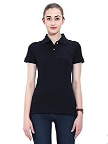 907d7949d Chkokko Two button Half Sleeves tshirtz Collar Cotton T shirt Regular Fit  polo Neck tshirt for