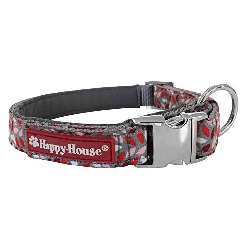happy-house-flora-collier-medium-40-45-cm-rouge