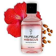 Trufella Hibiscus & Argan Anti-Frizz Serum, Frizzy, Dry, Unmanageable Hair, 50ml