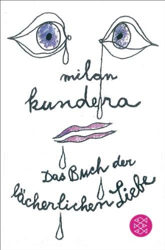 Buchseite und Rezensionen zu 'Das Buch der lächerlichen Liebe: Erzählungen' von Milan Kundera