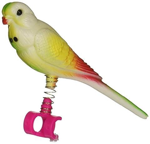 Penn Plax Acrylique Bird Figure, petite