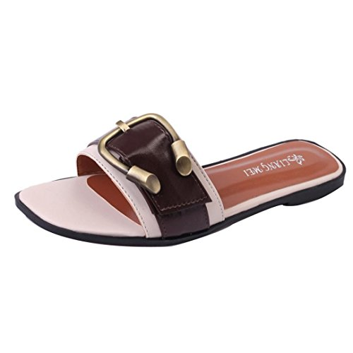 femmes-sandales-malloomr-chaussures-dete-pour-femme-peep-toe-romaines-flip-flops-38-blanc