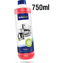 WoldoClean I 750ml Descaler & Cleaner I For Coffee and Espresso Machine I All Purpose I Limescale Remover I Descaling Kettle Iron I Descale Liquid I Decalcifier